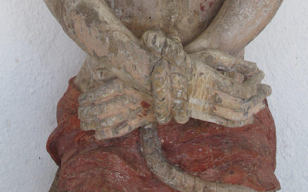 Le Dieu de pitié de Saint-Aubin